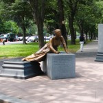 Boston Women's Memorial, by Meredith Bergmann